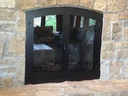 large fireplace doors large crest fireplace screen with doors large fireplace doors