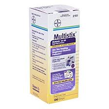 Multistix 10 Sg Results Chart Multistix 10 Sg Reagent Strips For Urinalysis Tests For 10 Separate Reagents In Urine 100