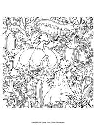 Small Picture The 25 best Fall coloring pages ideas on Pinterest Pumpkin