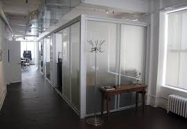 glass office wall. glass office room paritions wall