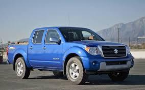 No More Equator: Suzuki Declares Bankruptcy - PickupTrucks.com News