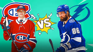 Lightning strike twice in 2nd | video 01:20 cup final, gm3: Nhl Odds Canadiens Vs Lightning Stanley Cup Final Game 1 Prediction Odds Pick And More
