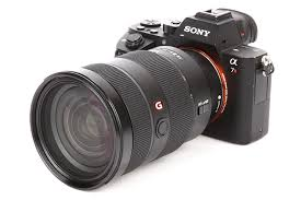 sony 24 70 2 8. the sony fe 24-70mm f/2.8 gm coupled to alpha 7r ii, with which it was tested for our review. 24 70 2 8 m