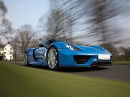 porsche 918 spyder blue. arrow blue porsche 918 spyder 1 of 18 contact