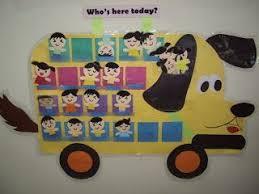 Attendance Chart Attendance Chart Preschool Lesson Plans