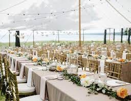 44 outdoor wedding ideas decorations