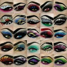 cool eye shadow designs