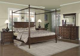 Wood Canopy Bed Frame King Ideas — Jowilfried Tsonga Decor : The ...