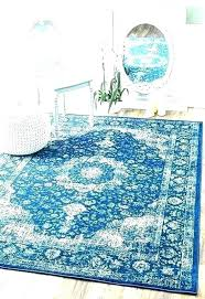 royal blue rugs for living room area rug bright floor runner