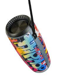Портативная акустика <b>HIP HOP</b> с Bluetooth <b>Perfeo</b> 8755381 в ...