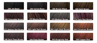 Hair Rinse Color Chart Adore Hair Rinse Color Chart Awesome 9 Best Of Burgundy Plum