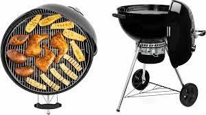 Test et avis du barbecue à charbon WEBER Original Kettle E-5730 57 cm |  Jardin