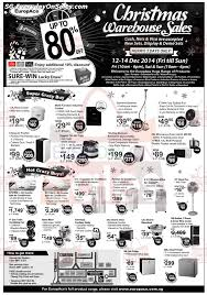 Kitchen Appliances Singapore Europace Christmas Warehouse Sale Home Appliances Sg