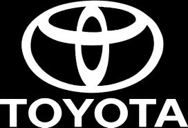 toyota logo white. Wonderful Logo Home Toyotawhite Ergonomics Done Right  Throughout Toyota Logo White T