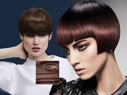 06 Colors The Short Hair Fall 2015 Winter 2016 Chocolate Brown