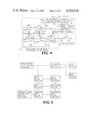 patent us4559518 school bus stop sign and crossing arm apparatus patent drawing