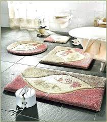 extra large toilet bathroom runner mats bathroom toilet rug black and white bath mat fluffy bathroom