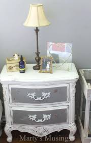 grey shabby chic bedroom furniture. Shabby Chic Bedroom Ideas By Using Both Chalk Paint And This Furniture Went From . Grey Y