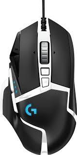 Игровая <b>мышь Logitech G502 SE</b> Hero, черный — купить в ...