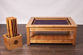 the viscount gaming coffee table design deposit