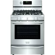 frigidaire gallery induction range reviews convection oven gas self clean manual