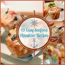 19 Easy Seafood Appetizer Recipes ...