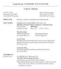 Resume College Student – Xpopblog.com