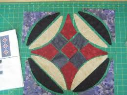 Curved Piecing - Quilting Tutorial from ConnectingThreads.com & Begin by cutting out all of the fabric pieces using the templates provided.  The more accurate your cuts are now, the more easily your curves will go ... Adamdwight.com