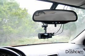 dual lens dash cam in car camera with gps g sensor dvr r300