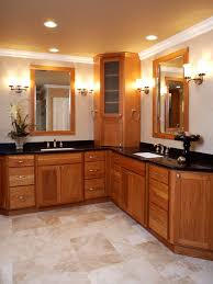 traditional bathroom vanity designs. Lovely Corner Bathroom Vanity Cabinets On Traditional Designs