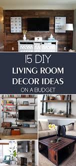 15 diy living room decor ideas on a budget jpg
