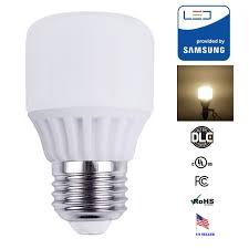 Light Bulb 20 Watt Reo Lite 2000 Lumens 4000 Kelvin Stark White Led T Bulb 20 Watt 120w Equal E26 Base Samsung Csp Led
