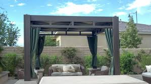 freestanding gazebo with fabric patio cover palm desert ca free standing patio covers58 free