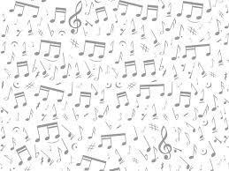 音符イラスト音符音楽記号 半透明 無料のフリー素材