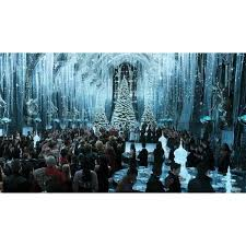 Yule Ball Decorations Honors Congress Yule Ball liked on Polyvore featuring harry 58