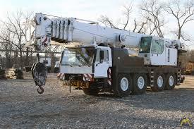 Liebherr Ltm 1090 2 110 Ton All Terrain Crane For Sale