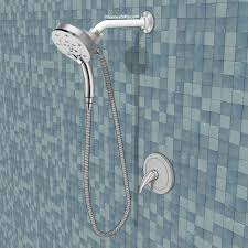 option 1 replace showerhead replace existing showerhead