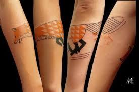 Geometrická Tetování Creativelifecz Kreativní Inspirace Každý Den