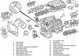 mercedes benz 112 engine diagram mercedes diy wiring diagrams repair guides engine mechanical components cylinder head 2