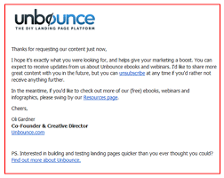 email writing template professional 17 b2b email marketing examples with best practice tips