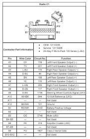 free 2003 chevy silverado radio wiring diagram 03 stuning gm 2003 chevrolet impala radio wiring diagram
