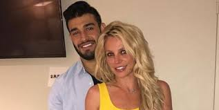 Britney spears' boyfriend sam asghari shared his support for her in a statement, amid a growing backlash against the media's treatment of spears during much. Time To Check In With Britney Spears And Her Hot Boyfriend Sam Asghari Britney Spears And Sam Asghari S Cutest Moments