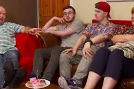 irish viewers were emotional watching the gogglebox folk discuss last week s referendum