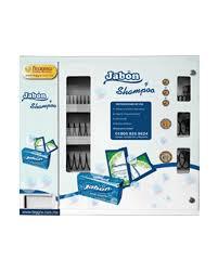 Shampoo Vending Machine