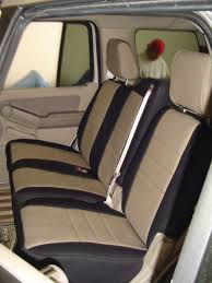 car seat covers for ford explorer velcromag with ford explorer rear seat