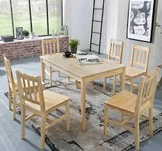 Esstisch Mit 6 Stühlen Günstig