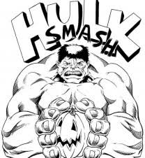 Small Picture Incredible Hulk Coloring Page Hulk Coloring Pages Prints And