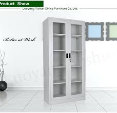 white glass door bookcase white glass door bookcase cabinet office storage book file cabinet white sliding glass door bookcase