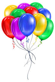 real birthday balloons pictures. Contemporary Real Transparent Multi Color Balloons PNG Picture Clipart Intended Real Birthday Pictures