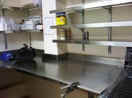 Stainless Shelves Kitchen Stainless Steel Kitchen Shelves Designs Ideas
